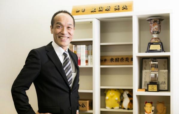 「マンゴーが僕を見て微笑んだ」宮崎県のセールスマン・東国原英夫氏がヒットを連発できた理由