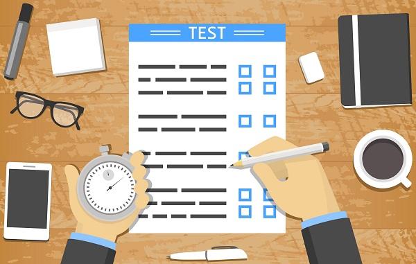 営業マン 営業常識テスト
