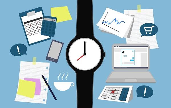 いそがしい営業マンのための11の時間管理術