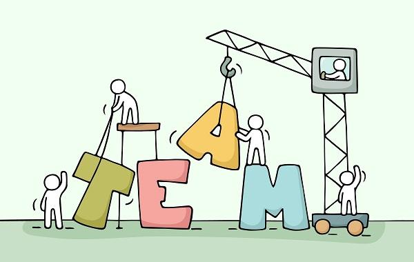 営業 組織力 チームビルディング